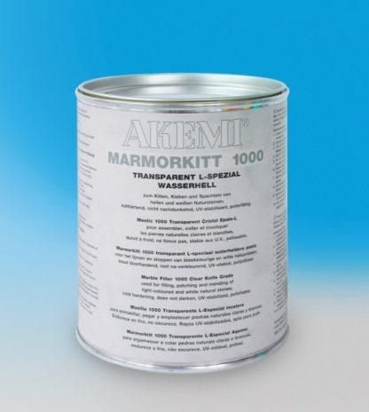 Masa Szpachlowa Do Marmuru 1000 L-Special Przejrzysta